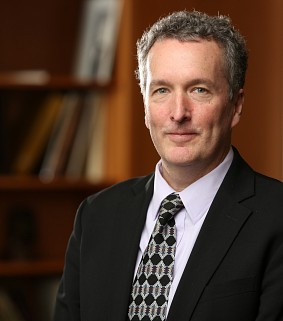 Portrait of Peter Bragdon